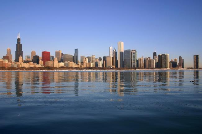 ChicagoSkyline